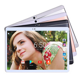 Wholesale New Inch Tablet Pc IPS MT6797 Deca Core Android G Sensor Multi Touch GB RAM GB ROM MP Support Polish Dutch Czech