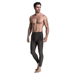 $enCountryForm.capitalKeyWord UK - Winter Men's HEATMX Long Underpants Compression Pants Hip Shapewear Thermal Bodysuit Seamless Underwear
