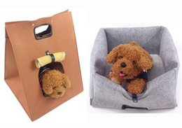 Product Walk Canada - Cat Carrier Walking Handbag Chihuahua Carrier Bag Love Pet Puppy dog Bed Cover Multi Function Cat Products