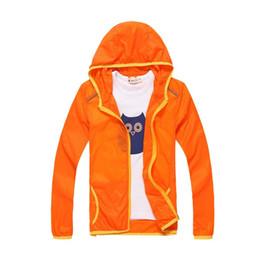 $enCountryForm.capitalKeyWord Canada - 2018 north Fashion child Quick Dry Hiking Jackets Waterproof Sun-Protective Outdoor Sports face Coats Skin Male Female Windbreaker orange