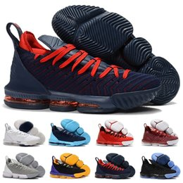 $enCountryForm.capitalKeyWord Canada - 2018 LB 16 16s Basketball Shoes For men Fresh Bred Black Red Designer Breathable Male Shoes Outdoor Sports Sneakers Trainers US 7-12