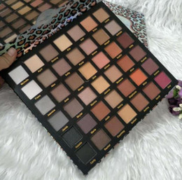 ride die eye shadow palette NZ - face VIOLET VOSS Ride Or Die 42 colors Pro EYESHADOW PALETTE Limited Edition Eye shadow Palette CZ61