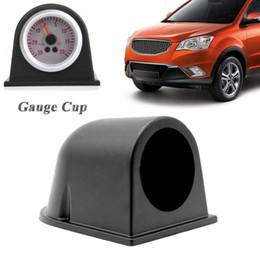 52mm Gauge Holders Australia - Universal 52mm Plastic Single Hole Dash Mount Car Meter Pod Gauge Holder Auto Car Meter Pods Dash Pod Mount Bracket Styling