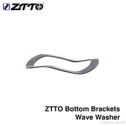 $enCountryForm.capitalKeyWord UK - ZTTO Bottom consoles accessories Adapter wave washer 0.5mm for Road mountain bike BB GXP 24 22mm crankset