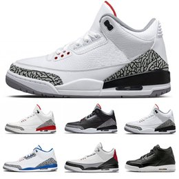 Wholesale 2019 Men Basketball Shoes Black Cement Cyber Monday Fire Red Free Throw Line Grateful JTH Katrina Tinker True Blue Athletic Sport Sneakers