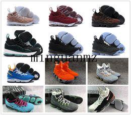 b5d35b741a4 LeBron 15 Fruity Pebbles basketball shoes LeBron shoes Griffey outdoor shoes  James 15 lbj 15 men euro 40-46