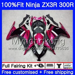 Kawasaki Ninja Black Pink Australia New Featured Kawasaki Ninja