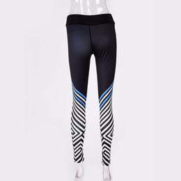 $enCountryForm.capitalKeyWord UK - GXQIL 2018 Women Striped Leggings Yoga Pants Slim Fitness Leggings for Women Splice Yoga Sexy Sport Pants for