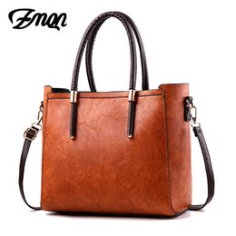 Multi Color Hand Bag Australia - ZMQN Luxury Handbags Famous Brand Women's Tote Hand Top-handle Bags 2017 New Large Capacity Women Bags Designer Big Office C627