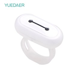 Monitor tests online shopping - 2018 Newest GO2SLEEP Smart Ring AI Home Sleep Testing Device Test Heart Rate Sleep Monitoring Blood Oxygen Smart Wearable Device
