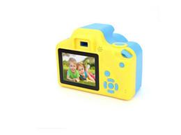 Digital Camera Lcd Display Australia - Digital Video Camera 2 Inch LCD Screen Display D10 Full HD 1080P Portable Children Mini DV for Home Travel Use