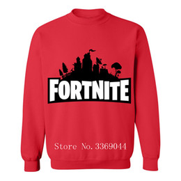 Sd delivery online shopping - can be substituted for delivery SD Long sleeved d Fortnite black Comfortable fashion d in men hoodies trend