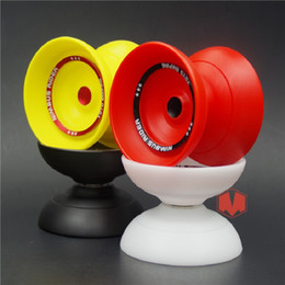 $enCountryForm.capitalKeyWord Australia - New Arrive YOYO EMPIRE 4A Nimbus Rider yoyo CNC Yoyo for Professional yo-yo player Metal and POM Material Classic Toys