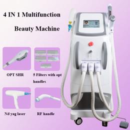 Hair Home Machine NZ - 5 in 1 elight shr vascular removal machine laser rejuvenation treatment permanent hair removal machines home use