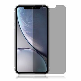 $enCountryForm.capitalKeyWord UK - 9H Privacy Anti-Spy Tempered Glass Screen Protector For iphone XS MAX XR X 8 7 6 6S Plus Samsung S7 S6 Anti-shatter Protective Film