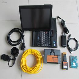 Diagnose Reader NZ - 8G X201T Laptop for BMW ICOM A2 With Newest ICOM A2 HDD V2018.07 Installed for BMW ICOM A2+B+C Diagnose & Program