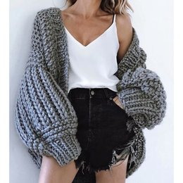 $enCountryForm.capitalKeyWord NZ - Try Everything Knitted Cardigan Women Sweater 2018 Winter Cardigans For Women Coat Gilet Femme Manche Longue Clothes