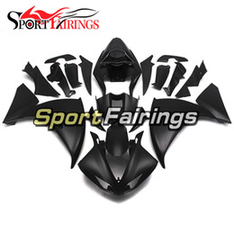 $enCountryForm.capitalKeyWord Australia - Complete Fairing Kit For Yamaha YZF1000 R1 09 10 11 2009 - 2011 ABS Plastic Motorcycle Body Kit Bodywork Sportbike Customize New Matte Black