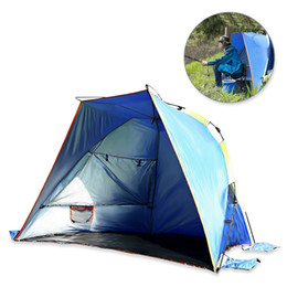 Fish protect online shopping - Automatic Instant Setup Person Outdoor Beach Tent Shelter Summer UV Protecting Sports Sunshade Camping Fishing Picnic Tent