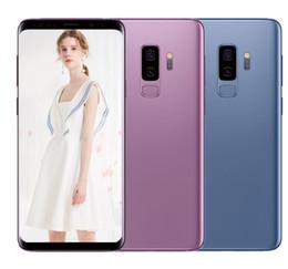 Chinese  ERQIYU Goophone S8 S8+ plus android 7.0 unlocked smart phones shown 4G LTE 4G RAM 64G ROM 6.1inch Cell phones manufacturers