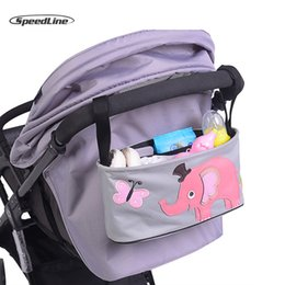 Stroller Accessories Baby Bag Hanging Basket Detachable Elephant Whale Diaper Car Seat Organizer Cheap