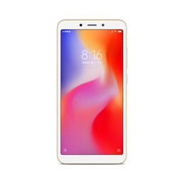 "$enCountryForm.capitalKeyWord UK - Original Xiaomi Redmi 6A 4G LTE Mobile Phone 3GB RAM 32GB ROM Helio A22 Quad Core Android 5.45"" 18:9 Full Screen 13.0MP AI Smart Cell Phone"
