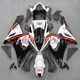 Red Black Kawasaki Zx6r NZ - 23colors+Gifts red white black motorcycle Fairing for Kawasaki ZX6R 2005 2006 ZX 6R 05 06 ZX-6R ABS plastic kit