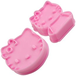 Chinese  ins hot sell cute cat Cookie models Household use Cake Mold Baking Tools kids Creative DIY toys H187 manufacturers