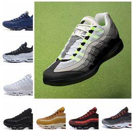release date 922ad e5f37 Brandneue Ultra Air 20-jähriges Jubiläum 95 OG Weiß Maxes Neon Herren  Laufschuhe Sport Designer 95er Jahre Sneakers Sneakers Sportschuhe