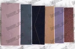 Different eyeshaDow online shopping - Factory Direct DHL New Makeup Eyes Hot Brand Eyeshadow Palette Colors Eye Shadow Different Colors