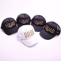 Toptan satış Bekarlığa veda Hen parti Caps Snapback düğün gelin hediye Şapkalar 5 adet çok gereçleri toptan ücretsiz gönderim nedime