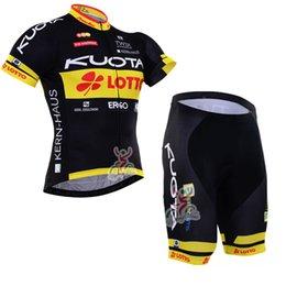 2018 Kuota Cycling Jersey bicycle clothing Tour De France men Mtb Bike shirt  + bib shorts quick dry summer bike maillot ropa ciclismo B2801 affordable  ... bfd187c68