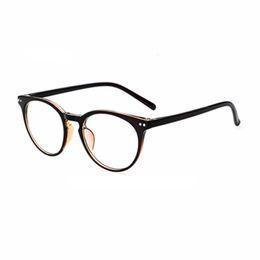 glasses without lens 2019 - 2017 fashion big glasses frame men women retro vintage decorative frames without lenses round glass frame oculos de grau