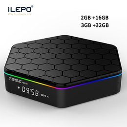 Discount 3g box - T95Z Plus Android TV BOX 4K Streaming Player S912 Octa Core 2G 16G 3G 32G Android 7.1 Set top boxes 2.4G 5GHz Dual WiFi