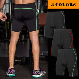 $enCountryForm.capitalKeyWord NZ - New 2018 Summer Active skinny Track and field GYM Fitness training Jogging shorts Men sport Running Tights