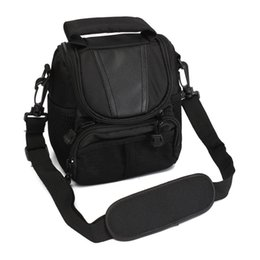 Chinese  Small Nylon Waterproof Camera Shoulder Bag Case Handbag For   SLR DSLR manufacturers