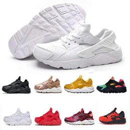 d89ea2a84ed3 Air Huarache 1.0 Ultra Running Shoes Rainbow Men Women Huaraches Classic  Casual shoes Outdoor Designer Sports Sneakers Max size 36-46