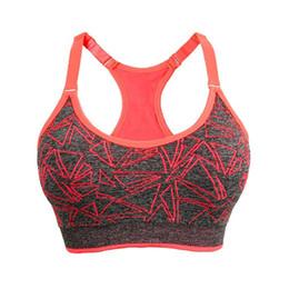 dbf337609d4ad Women Bra Sport Fitness Sexy Bra Vest Summer Push Up Bras For Running Gym  Women Crop Tank Tops Bralette Plus Size Outdoor