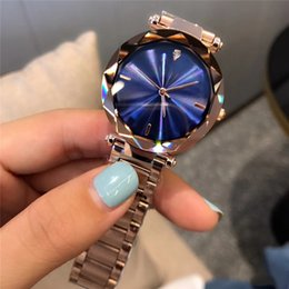 Discount golden dresses for girls - New Hot Ultra thin rose gold wristwatch quartz watches7colors luxury nurse ladies dresses female Folding buckle wristwat