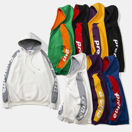 Man Wear Sweaters Canada - Designer Tops with tags men fall new Zip Hoodie sweater cashmere with men ten hip hop skateboard wear hoodies free shipping