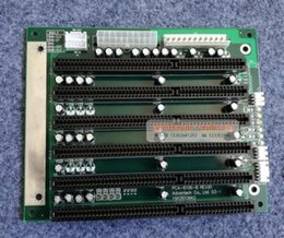 Isa card online shopping - New IPC ISA PCA B PCA ISA Bus Slot Industrial passive backplane Half size CPU Card Supports ATX AT power interface