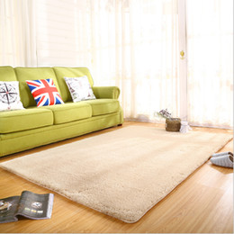 Soft Shaggy Carpet For Living Room European Home Warm Plush Floor Rugs  fluffy Mats Kids Room Faux Fur Area Rug Bedroom carpet Blanket 758429ea7