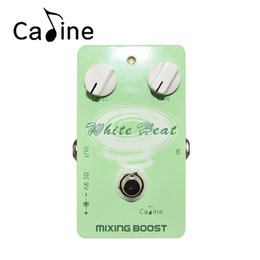 Phase Pedals Australia - Caline CP-29 Mixing Boost Electric Guitar Effect Pedal Aluminum Alloy True Bypass Design Guitar Parts & Accessories