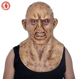 $enCountryForm.capitalKeyWord UK - Halloween Zombie Horror Mask Lord Latex Voldemort Mask For Halloween Dance Party Costume Masks Theater Toys