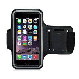 Water-Resistant Men Women Durable Phone Arm Bag Shockproof Touch-Screen Jogging Cycling Running Bags For Cell Phone
