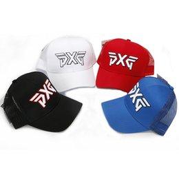 9b397908cbc Brand New Golf hat golf cap PXG 4 Clour New Baseball cap Outdoor sunscreen  shade sport golf hat Free shipping