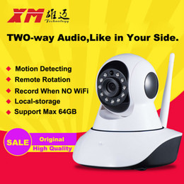 $enCountryForm.capitalKeyWord NZ - XM HD Wireless IP Camera IR-Cut Night Vision Audio Recording Network CCTV Pan Tilt P2P Baby Monitor Wifi Home Security Cam