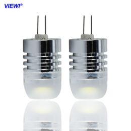 G4 Energy Saving Bulb Australia - bombillas led G4 12v 24v COB 1.2W 150LM super bright bulb light energy saving 12 24 volt Aluminum shell home lighting lamp