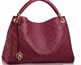 Famous aFrican americans online shopping - classic Cowhide hard handbag real leather shoulder bag famous brands shopping package totes fashion clutch handbag crossbody