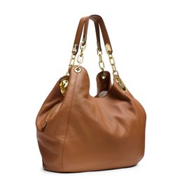 Brand name ladies leather Bags online shopping - styles Handbag Famous Designer Brand Name Fashion Leather Handbags Women Tote Shoulder Bags Lady Leather Handbags Bags b2